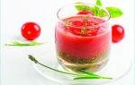 Томатный сок при гастрите: можно или нельзя пить