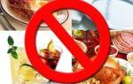 Что можно есть при гастрите желудка, что нельзя есть, список