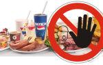 Что можно есть после отравления и рвоты взрослому:  меню питания