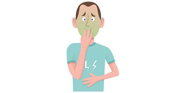 Тошнота, понос, рвота и температура: симптомы заболевания