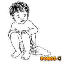 Сильный понос водой у ребёнка: 6 причин появления недуга