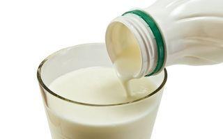 Можно ли пить кефир при гастрите, молоко при гастрите