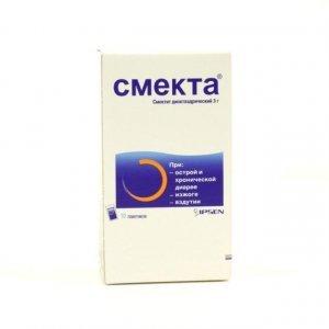 Смекта: инструкция к применению взрослым при поносе, дозировка и показания препарата